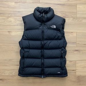 ⚫️The North Face 700 Down Nupste Vest (Sz S)